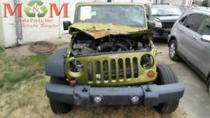 Steering Column Floor Shift Tilt Wheel Fits 10 17 Wrangler 1378477