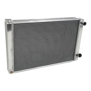 Chevy 31 X 19 Aluminum Performance Universal Radiator Double Pass Race Proven