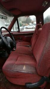 F150 1987 Seat Front 189784