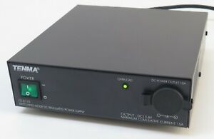 Tenma 72 8110 Switching Mode Dc Regulated Power Supply