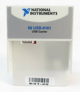 National Instruments Ni Usb 9161 Usb Carrier