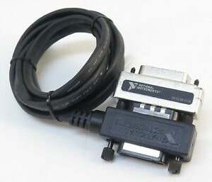 National Instruments 181638 01b Gpib Cable Extender W 186557a 02 Pcmcia gpid 2m