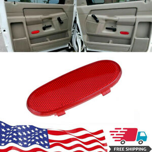 Front Door Panel Reflector Interior Light For Dodge Ram 1500 2500 3500 2004 2009