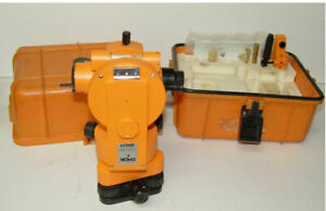 Kara Theodolite 4t30 Yom3 Transit W Case Surveying Equipment