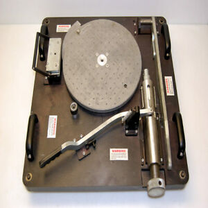Ghi Systems Rsm 1 Rotational Shock Vibration Brake Friction Test Machine