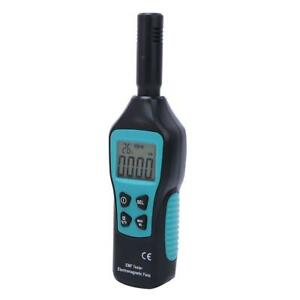 Electromagnetic Radiation Tester Emf Meter Electric Magnetic Field Detector