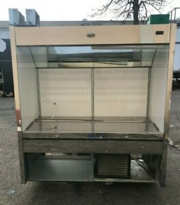 Marc Refrigeration Pd 6 S c Produce Display Case Self Service