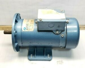 Pacific Scientific 1 2 Hp Dc Motor 90 Vdc 1750 Rpm Srf3632 5227 84 5 56bc cu