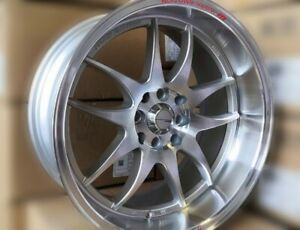 4pcs Emotion 17inch 8 5 4x100 4x114 3 5x114 3 Cheap Wheel Alloy Wheel Rim Cp2 3