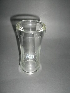 Qvf Type Ps 25 125 Dn 25 Length 4 29 32in Flat Flange Glass Tube Glass