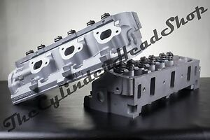 Pair 3 3 3 8 Chrysler Dodge Town Country Caravan Voyager Cylinder Heads 049