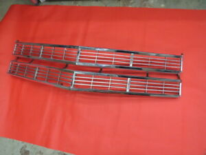 Nos 1967 Ford Galaxie And Ltd Grille Assembly I 4 1
