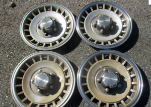 Ford Econoline Van E150 F150 15 Inch Mag Style Hubcaps