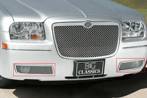 Fine Mesh Vent Covers Fits 2005 2010 Chrysler 300 Base Limited Touring Models