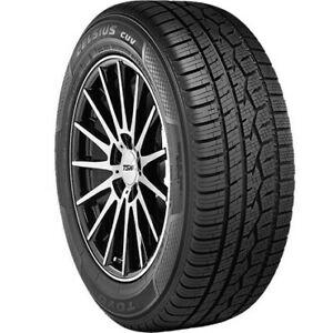 225 55r18 Toyo Celsius Cuv Touring All Weather Tire 85v