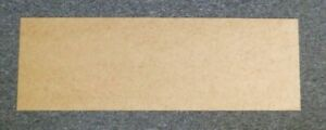 New Military Msp Oiled Stencil Board Sheets 8 X 24 100 Sheets 15 Mil
