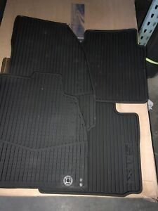 All Weather Floor Mats Gm Cars And Trucks