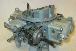Oem Gm Holley Carb List 4346 1969 Chevy 396 375hp 427 425hp Yenko Copo Dated 8b1