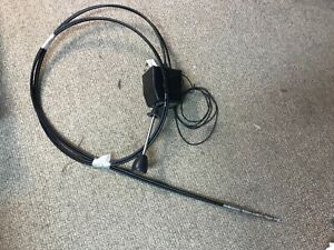 Western Plow W 5601880 56018 J Thomas Joystick With Cables