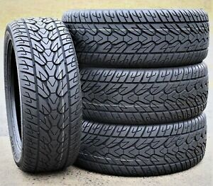 4 New Fullway Hs266 265 35r22 102v Xl A S Performance Tires