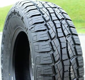 4 New Atlas Crosswind A T 265 70r17 115t At All Terrain Tires