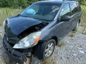Trunk hatch tailgate Without Spoiler Fits 04 10 Sienna 1727