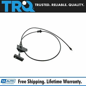 Trq Hood Release Cable W Handle For Blazer S10 Pickup Truck Jimmy S 15 Sonoma