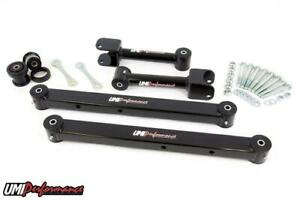 Umi Performance 73 77 Chevelle Upper Lower Control Arm Kit