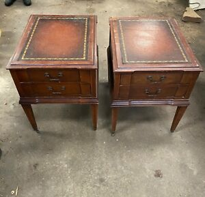 Weiman Antique Side Table
