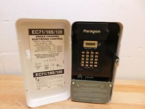 Paragon Electronic Time Control Single Channel Programmable Time Switch