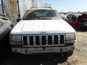 Driver Left Headlight Fits 96 98 Grand Cherokee 13229099