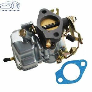 1 Barrel Carburetor 134ci Mb Gpw Fits For Jeep Willys Cj 1946 53 17701 01 Us