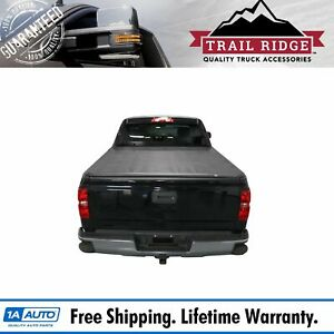 Trail Ridge Hard Tri fold Tonneau Cover For Toyota Tundra Crewmax 5 5ft Bed New