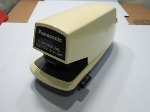 Panasonic As 300n Commercial Electric Automatic Stapler