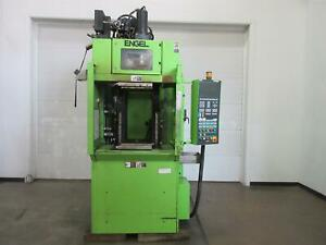 80 Ton Engel Vertical Rubber Injection Molding Machine Model Elast280 90vtl 200