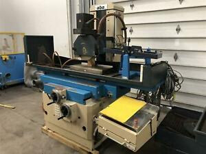 12 X 28 Aba Surface 3 Axis Grinder Model Fp70 40