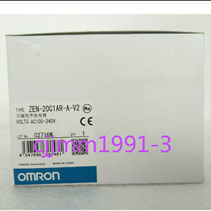 1pc New Omron Programmable Relay Zen 20c1ar a v2 y1