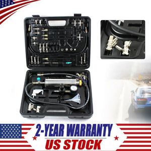 Us Non Dismantle Fuel Injector Cleaner Adapter C100 Kit F Petrol Car Adjustable