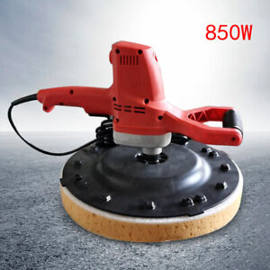 850w Electric Concrete Cement Mortar Trowel Wall Smoothing Machine Polishing Top
