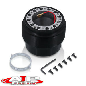 6 Bolt Steering Wheel Hub Adapter Kit For Civic Accord Prelude S2000 S2k Crz Rsx