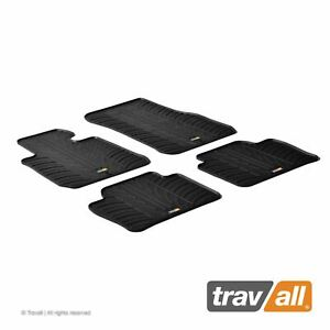 All Weather Rubber Floor Mats Custom Fit For Bmw 3 Series Touring 12 On