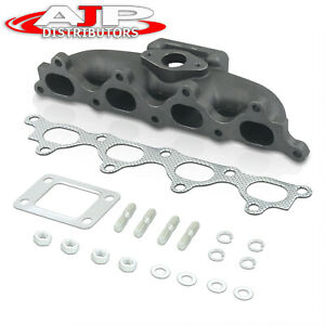 F22 F23 Series Cast Iron Turbo Manifold For Honda Accord H23 Prelude 2 2 2 3l