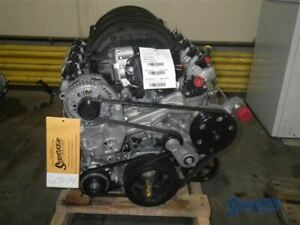 2019 Tahoe 6 2l L86 Engine Assembly 1074502