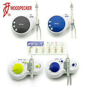 100 Woodpecker Dte D1 d5 Led Dental Ultrasonic Piezo Scaler