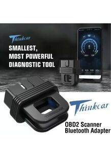 Thinkcar1s Obdii Code Reader Scanner Bluetooth Diagnostic 4 Ios Android On Sales