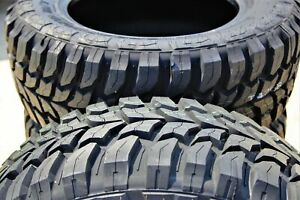 2 New Crosswind M t Lt 33x12 50r15 Load C 6 Ply Mt Mud Tires