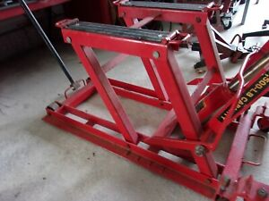 Motorcycle Jack Lift Hoist Stand