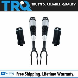 Trq Front Rear Air Shock Spring Suspension Kit For Grand Cherokee Truck Suv