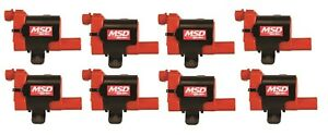 Msd 82638 Ignition Coils Gm Ls Truck 99 07 8 pack