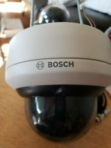 Bosch Security Video Vez 221 iwts Autodome Easy Ii 10x 530 Tvl Color Ntsc